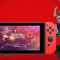 Switch《王者荣耀》免费开黑 无需购买任天堂在线服务会员