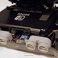 玩家将Switch与N64合体打造出一台NS64游戏主机