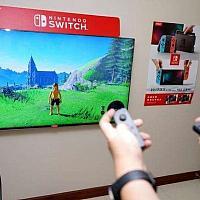 还不够你玩?任天堂宣布Switch游戏破千!
