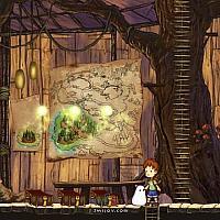 Switch手绘风游戏《男孩和泡泡怪》将于今秋发售