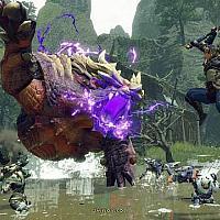 Switch《怪物猎人:崛起》与即将发布的PC版对比视频公布