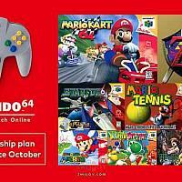 Switch在线服务扩展包的《马里奥64》并非《3D全明星》版游戏
