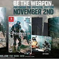 Switch《孤岛危机2》将于11月开启为期6周的预售