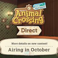 Switch《集合啦!动物森友会》11月更新预热 咖啡馆确定推出