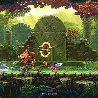 Switch类银河恶魔城游戏《Souldiers》将于2022年春季发售