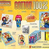 Switch《Cotton 100%》限量典藏版将于10月29日发售