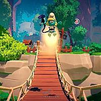 Switch《蓝精灵:毒叶大作战》将于11月5日发售