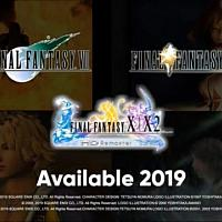 """多个系列""""最终幻想全家桶""""预计明年登陆Switch"""