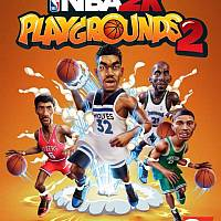 Switch《NBA 2K欢乐竞技场2》10月16日发售