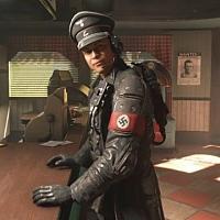 Switch《德军总部2:新巨像》1.2更新发布 同时替换了某个敏感图片