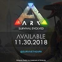 Switch《方舟:生存进化》最新预告片发布 11月30日发售