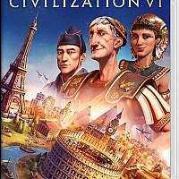 Switch版《文明VI》正式发售 支持4人联网合作对战