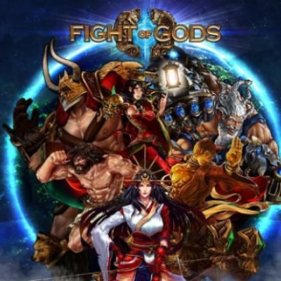 格斗名作《诸神之战》Switch版正式发售
