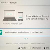 创建任天堂账号并且与Switch连接指南