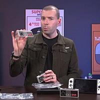 IGN开箱Switch专属情怀NES手柄 有槽点