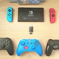 用PS4和X1手柄玩Switch 有什么不一样的体验?