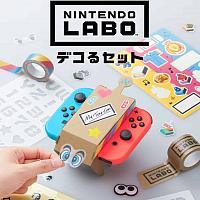 制作、游玩、探索!Switch Labo 中文版明年1月发售