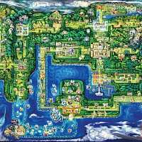 Switch《精灵宝可梦Let's Go》城镇区域宝可梦分布位置及概率大全