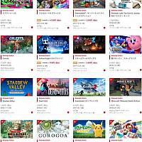 《塞尔达》稳拿第一!任天堂官方年度最佳体验游戏30强公布