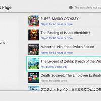 Switch发售刚满一周年就暴漏洞 游戏时间被重置存档是否有危险