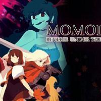 steam好评2D动作冒险游戏《莫莫朵拉:月下遐想》Switch版现已发售