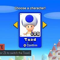 Switch《新超级马里奥兄弟U豪华版》开启蓝蘑菇对战小技巧