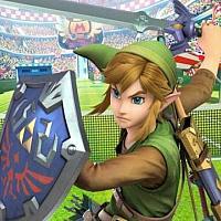 玩家挖掘代码表示Switch《马里奥网球Aces》可能加入林克