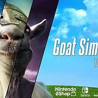 STEAM七大名作之一《模拟山羊》移植Switch现已发售