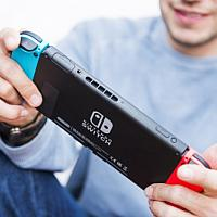 "Switch也能有3D体验 任天堂""眼动追踪""新专利公布"