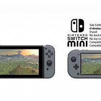 任天堂将推小型版Switch并调高在线服务收费