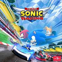 索尼克赛车系列Switch《索尼克赛车队》5月21日发售