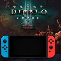 Switch《暗黑破坏神3》简体中文字幕及语音正式发布
