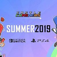 支持60FPS Switch《城堡毁灭者》今夏发售