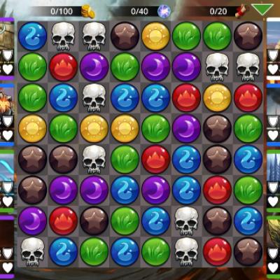 Switch版《宝石战争》可在eShop免费下载