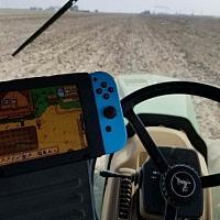 贫穷限制了我的想象 在农场上边种地边玩Switch《星露谷物语》