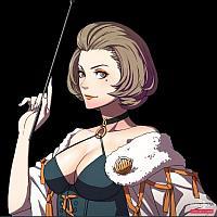 Switch《火焰纹章:风花雪月》新角色胸器御姐歌姬玛奴埃拉曝光