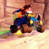 Switch《古惑狼赛车重制版》玩家自定义内容视频预告
