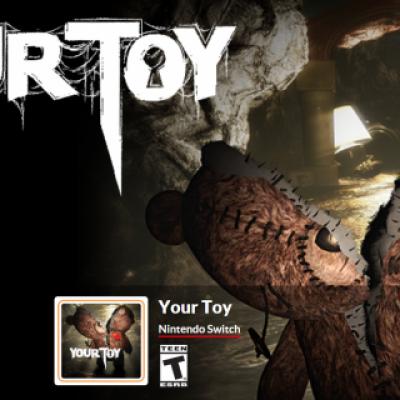 Switch国产恐怖游戏《你的玩具》今日发售