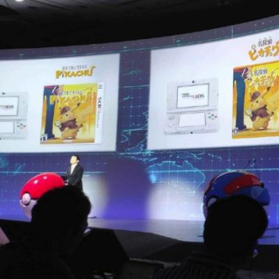 《名侦探皮卡丘》将推出续作发布Switch版