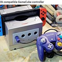 这是啥?玩家自制GC版Switch底座
