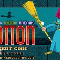 经典射击游戏《Cotton》将发售Switch重制版
