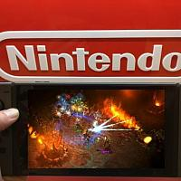 暴雪表示将来或有更多游戏移植到Switch