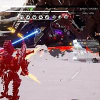 E3公布Switch独占《恶魔X机甲》改进版27分钟试玩视频