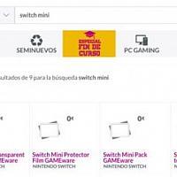 西班牙零售商也惊现Switch廉价版周边商品