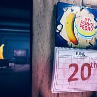 Switch《我的朋友佩德罗》预告视频发布 本月20日发售
