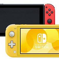 Switch Lite将支持与Switch共享存档