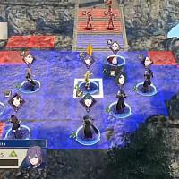 Switch《火焰纹章:风花雪月》 游戏时长可达200小时